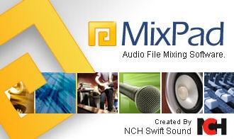 Cómo agregar voces a una pista instrumental Usando MixPad