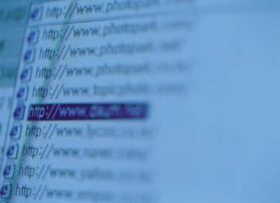 Cómo eliminar el historial Bajo la barra de direcciones de IE8