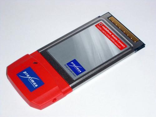 Vs. tarjeta PCMCIA USB