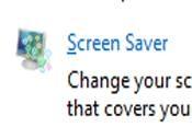 Cómo guardar un protector de pantalla