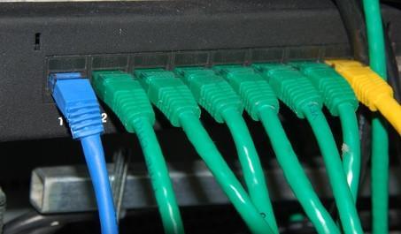 Instrucciones para el conector Ethernet Cat6 Leviton