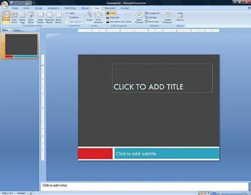 Cómo crear temas personalizados para presentaciones de Microsoft PowerPoint