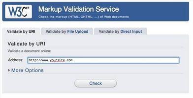 Cómo comprobar si hay errores en las páginas web