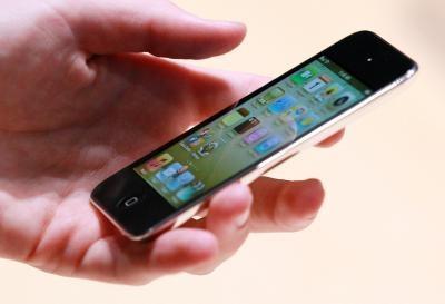 Cómo utilizar un iPod Touch como una unidad de disco extraíble