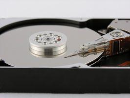 Protección con contraseña de un disco duro externo USB