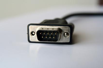 Cómo configurar un USB 2.0 a un adaptador de serie RS232