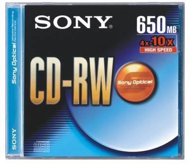 Cómo borrar un CD-RW en Vista