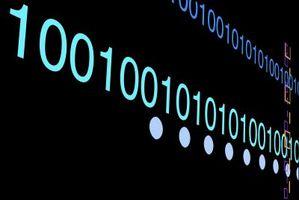 Cómo convertir datos binarios al hexágono en Little Endian