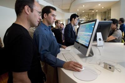 Cómo utilizar su ratón Durante una Keynote de presentación de iWork en un Mac