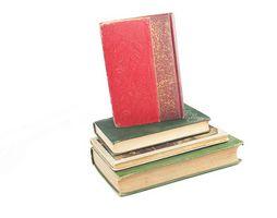 ¿Cómo encontrar libros para vender en eBay