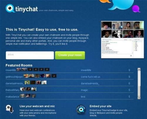 Cómo crear una sala de chat con vídeo