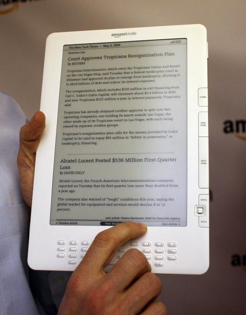 ¿Qué significan los números en la parte inferior de la pantalla del Kindle significan?