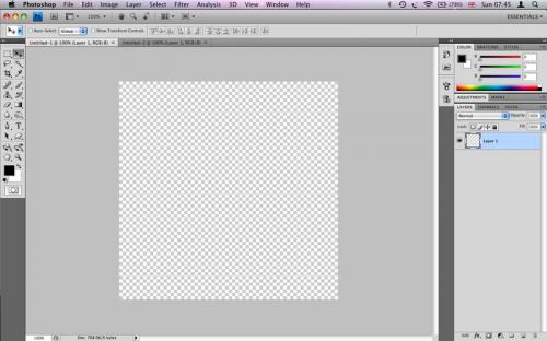 Cómo crear un sitio web utilizando Photoshop