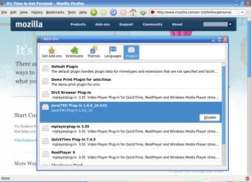Cómo habilitar Java en Firefox con Ubuntu