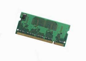 ¿Qué tipo de memoria RAM para Mi E-máquina?