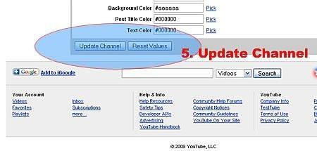 ¿Cómo te Actualización de canal de YouTube Imagen de fondo en 5 sencillos pasos