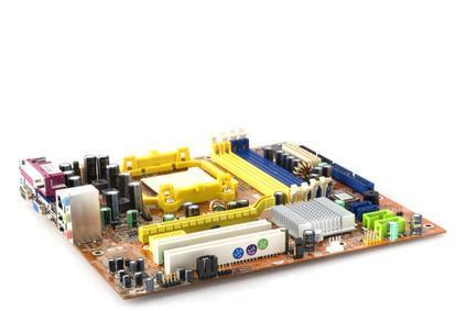 Cómo limpiar una placa base y la CPU