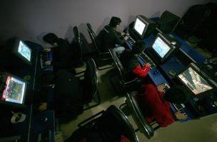 Las ventajas y desventajas de Internet Cafés