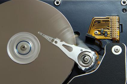 Cómo hacer copia de un disco duro de Toshiba