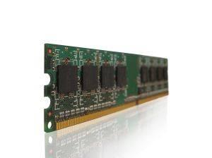 La diferencia entre la memoria y la memoria RAM