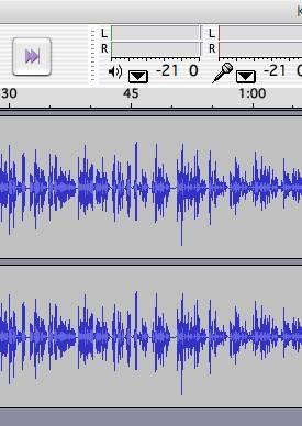 Cómo mezclar canciones con Audacity