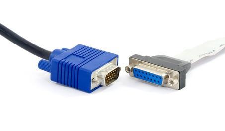 Cómo hacer un cable de monitor