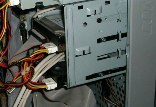 Sustitución de una unidad de disco duro Compaq